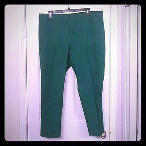 Green Kady Pants size 20L